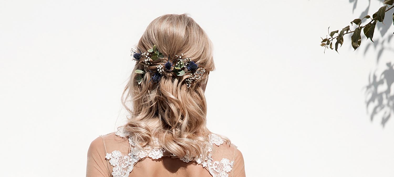 Hochzeitsfrisur | Haaratelier Grüter